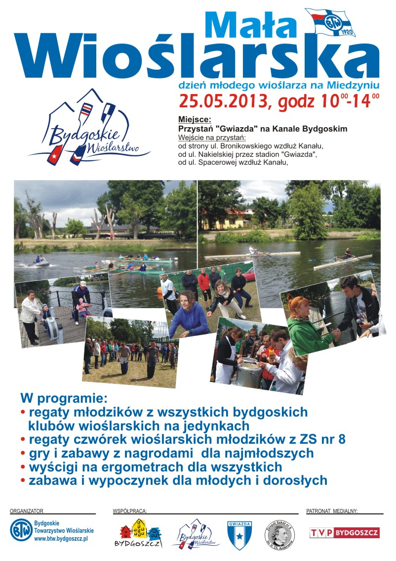 Mala Wioslarska 2013
